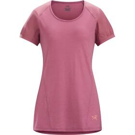 Arc'teryx Lana Comp T-Shirt Women Amaranth